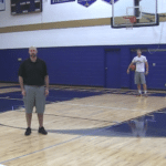Continuous Walking Toss Between the Legs Tennis Ball Drill   YouTube