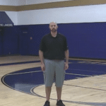 Continuous Walking Toss Crossover Tennis Ball Drill   YouTube
