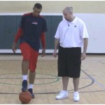 Foot Ups Footwork Drill