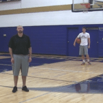 Progression Toss Crossover Walking Tennis Ball Drill   YouTube