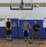 Ray Allen Straight Cut Shooting Drill   Basketball HQ