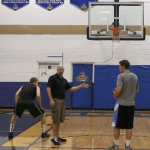 Reaction Rebounding Drill   Basketball HQ