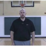 Reverse Between the Legs 2 Ball Walking Dribbling Drill