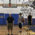 Reverse Reaction Rebounding Drill   Basketball HQ