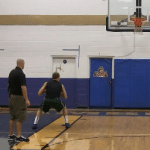 Superman Pivot Finish Rebounding Drill   Basketball HQ