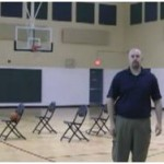 1 Dribble Crossover Diamond Drill