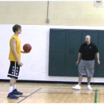3 Dribble Partner Tennis Ball Toss Bounce