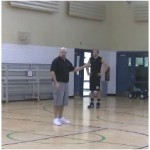 4 Quarter Shooting Drill