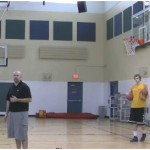 Bob Knight 3 Point Shooting Drill