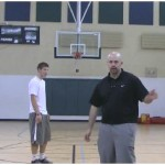 Bob Knight Mid Range Shooting Drill