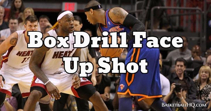 Box Drill Face Up Shot