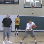 Box Drill Shot Fake Drive