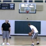 Box Drill Step Across and Go