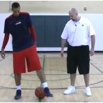Figure 8 Footwork Drill