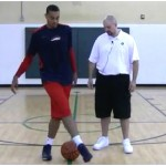Reverse Figure 8 Footwork Drill