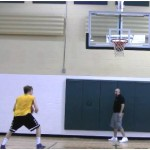 Superman Reverse Finish Rebounding Drill