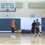 1 on 1 Dribble Line Drill