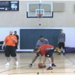 1 on 1 Spot Triple Threat Drill