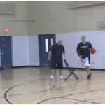 Ball Screen Defender Goes Under Re Screen