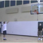 Block to Block Shooting Drill