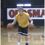 2 Ball Bounce Behind the Back Crossover Drill