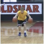 2 Ball Bound Drill Double Between the Legs