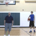 3 Dribble Partner Tennis Ball Toss Bounce Behind the Back