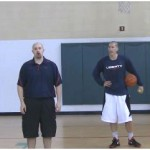 Crossover Rhythm Toss Tennis Ball Drill
