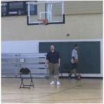 Number Drill 1 Ball Single Move 15 Point Finish