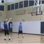 Star Drill Shot Fake 1 Dribble Pull Up Drill