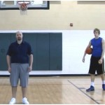 3 Dribble Partner Tennis Ball Toss Bounce Rhythm Drill