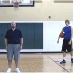 3 Dribble Partner Tennis Ball Toss Bounce Rhythm Drill