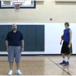 Partner Tennis Ball Toss Rhythm Drill