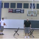 Shot Fake Counter Behind the Back Drill