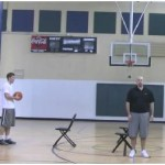 Shot Fake Counter Double Cross Drill