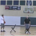 Shot Fake Counter In and Out Drill