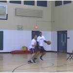 Kobe Bryant Pivot Series Fake Spin Pull up Shot Drill
