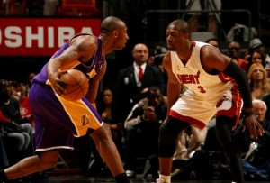Kobe and Wade