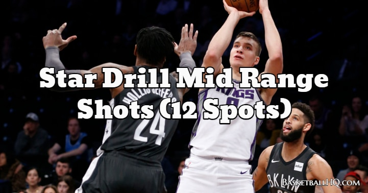Star Drill Mid Range Shots (12 Spots)