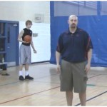 3 Dribble Toss Double Crossover