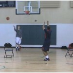 5 Point Fade Cut Shooting Drill