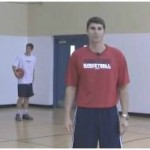 Crossover Steps Partner Line Footwork Drill