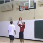 Keep the Ball High Minute Finish Rebounding Drill