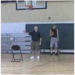 Number Drill 1 Ball Combo Move 15 Point Finish