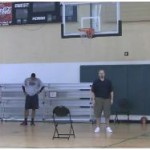 Number Drill 2 Ball Combo Move 15 Point Finish