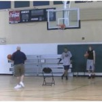 Number Drill 2 Basketball Single Move 15 Point Finish