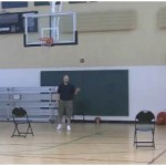 Number Drill Tennis Ball Toss One Move