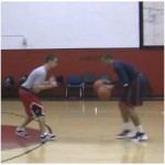 Read and React on the Move 2 Basketball Drill