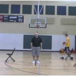 Shot Fake Counter Drop Step Spin Drill