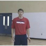 Single Leg Hops Partner Line Footwork Drill